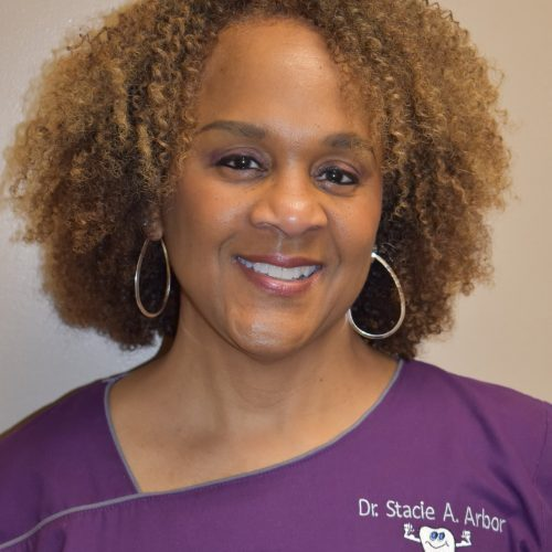 Dr. Stacie Arbor dentist at Dynamic Dental Smiles in Midtown Memphis